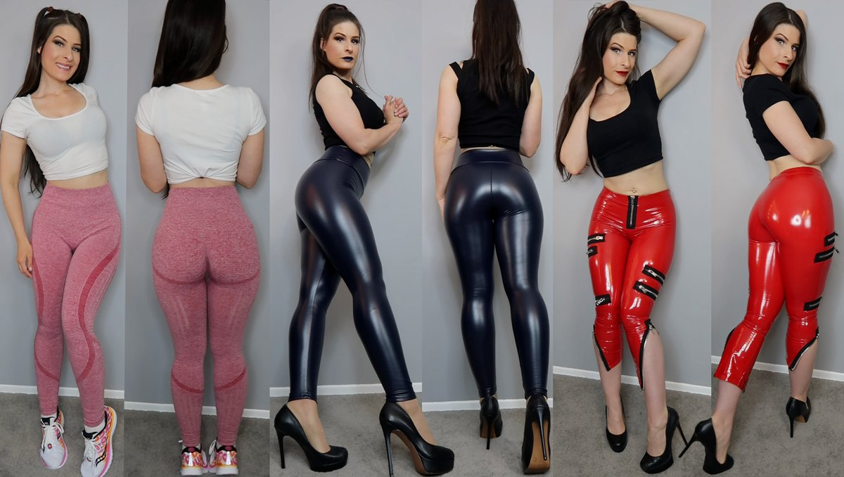 Natalie Nightwolf على تويتر New Youtube Video Https T Co Jwztwfx07i Leather Leggings Vinyl Leggings Workout Leggings Try On Haul Https T Co Bnrjvchao0
