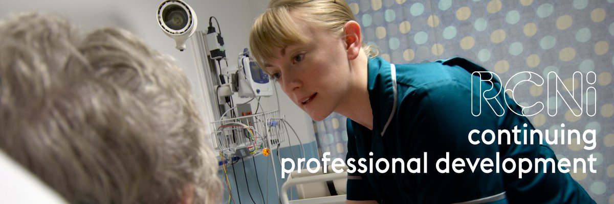 New role, new Twitter handle. V excited about starting as @rcni continuing professional development editor, working across specialties (rcni.com/journals) and with the RCNi Learning team (rcnilearning.com) to empower nurses to develop their professional practice.