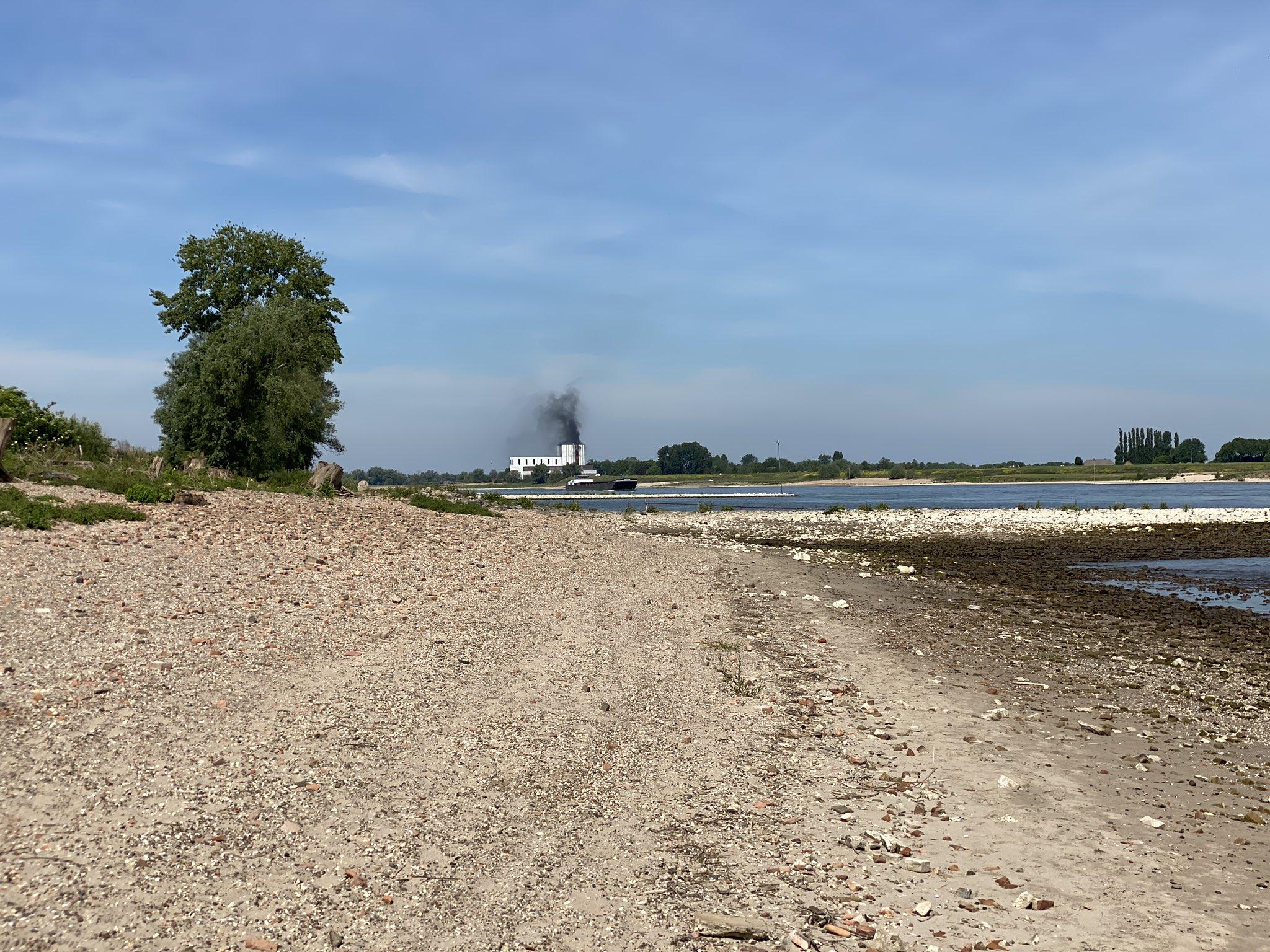 Incendio en planta nuclear de Holanda no deja mayores afectaciones