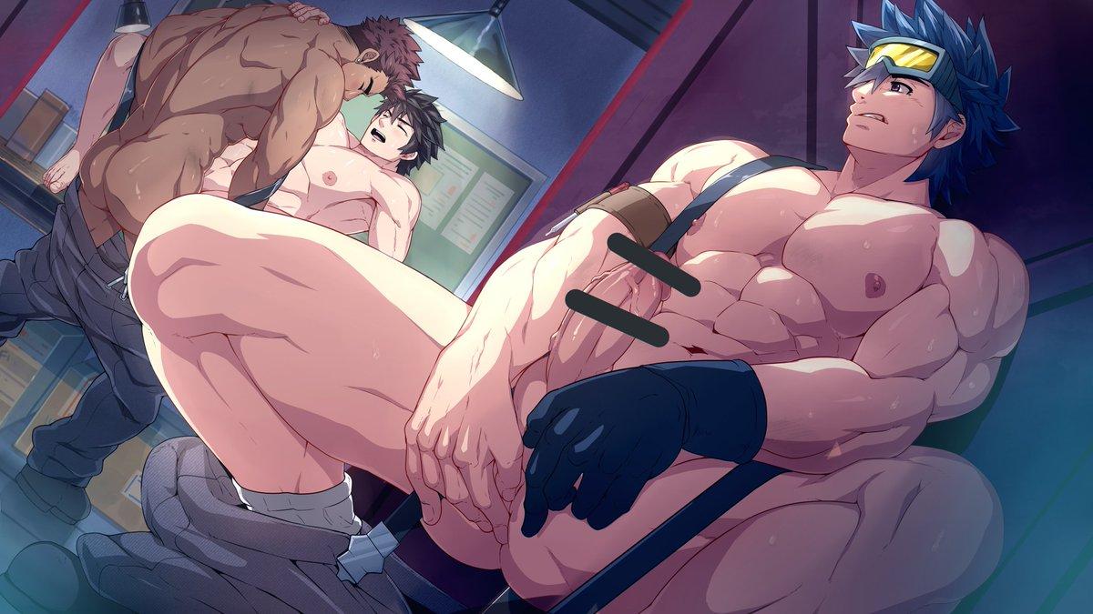 imagen de anime yaoi xxx