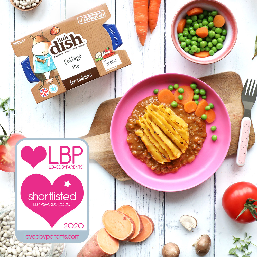 We're excited to share we've been shortlisted for two @lovedbyparents awards🏆- 'Best Toddler Food Range' & 'Best Child's Food Range'. If you and your little one are fans of our veg-packed, fresh toddler meals, we'd love you to vote for us.🙏https://t.co/OBu8yAzgIR https://t.co/I9Vc22zr8G