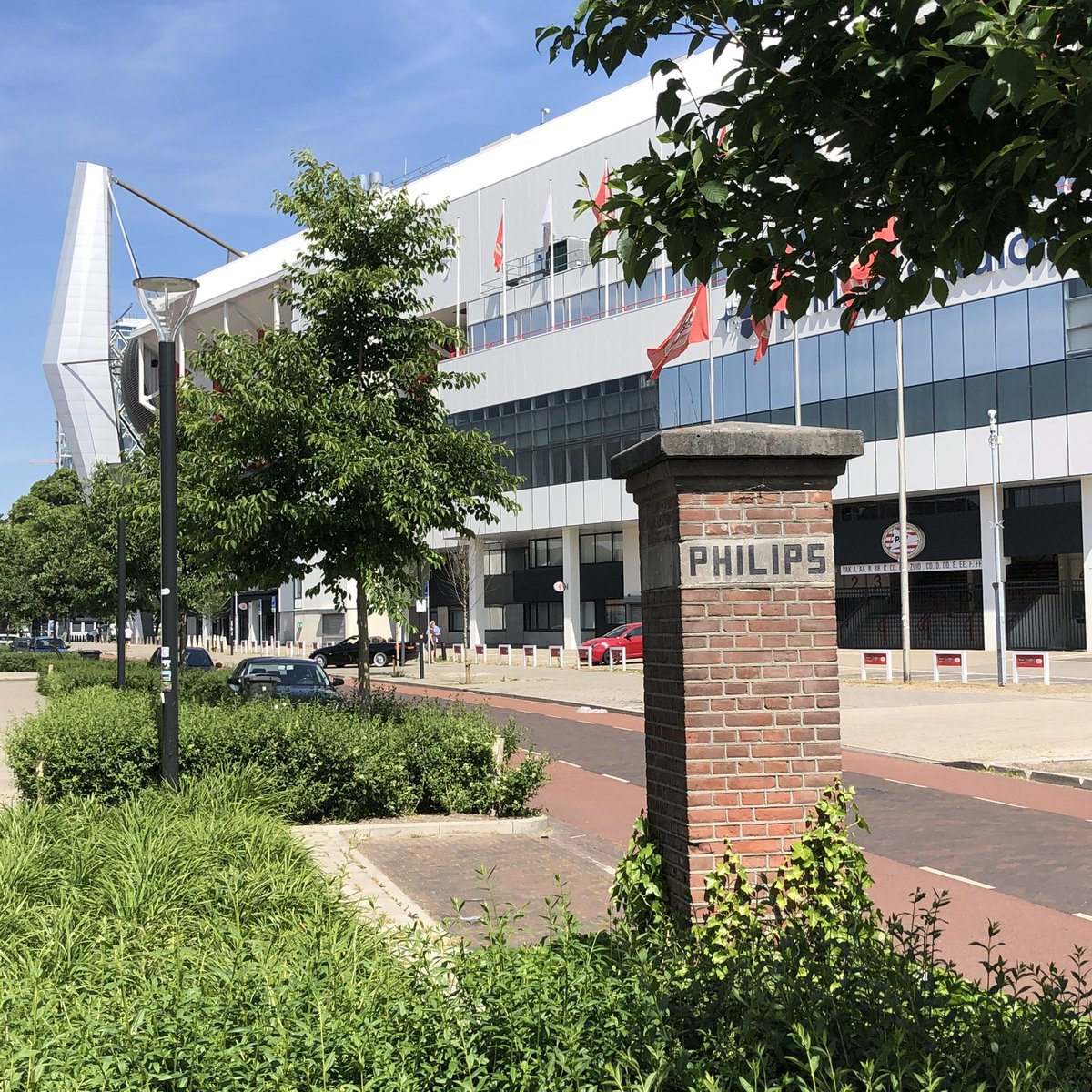 #philips stadion #Eindhoven #PSV pic.twitter.com/JP1cYK7gb3
