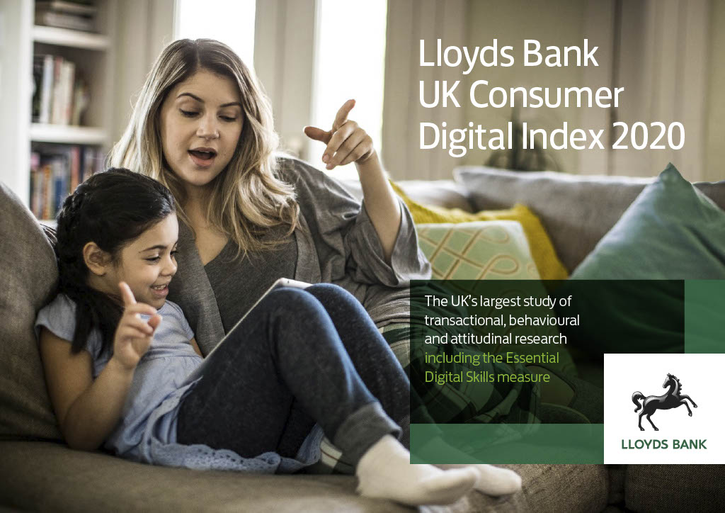 The @LloydsBankNews Consumer Digital Index report is now live. Lloyds Bank UK commissioned Ipsos MORI to research the 'essential digital skills' of the UK population, 15+, which forms part of the report: lnkd.in/d9mRiEB twitter.com/LloydsBankNews…