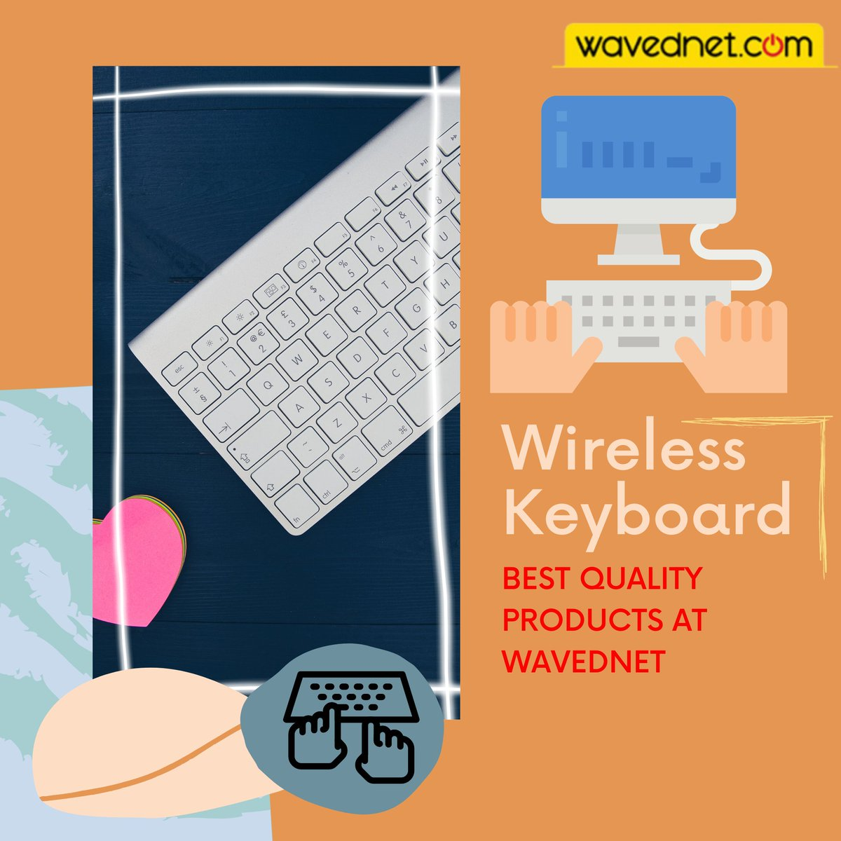 Get wireless keyboards at the best prices in UAE. You can order it from our website http://www.wavednet.com ⠀ #keyboard #computer #pcparts #computersetup #computeraccessories #computertech #bestgamingsetups #minimalsetups #officialsetups #pcsetups #desksetups #cleansetups pic.twitter.com/fqHKfjUhwt