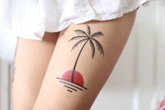 Palm Tree Tattoo Designs- https://bit.ly/2ALVuRL  #palm #tree #tattoo #tattoodesigns #tattooartpic.twitter.com/MwQTKKeStu