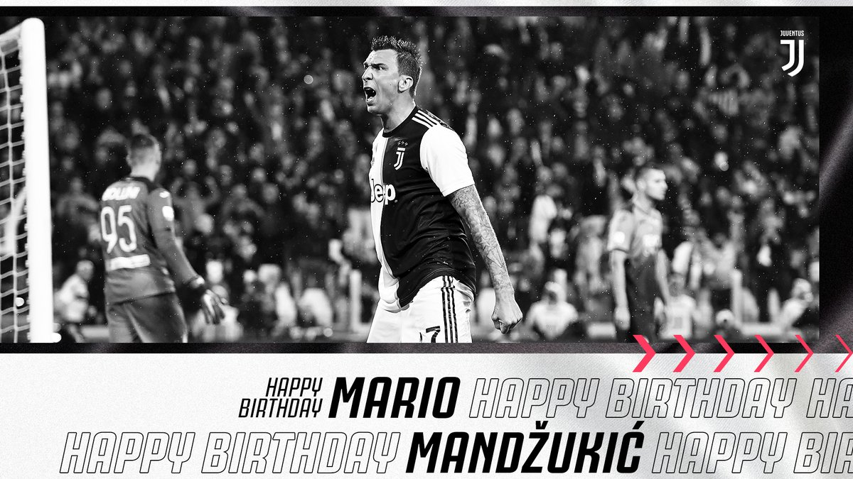 Happy birthday to Super @MarioMandzukic9!   #ForzaJuve pic.twitter.com/3fh6RUrHrH