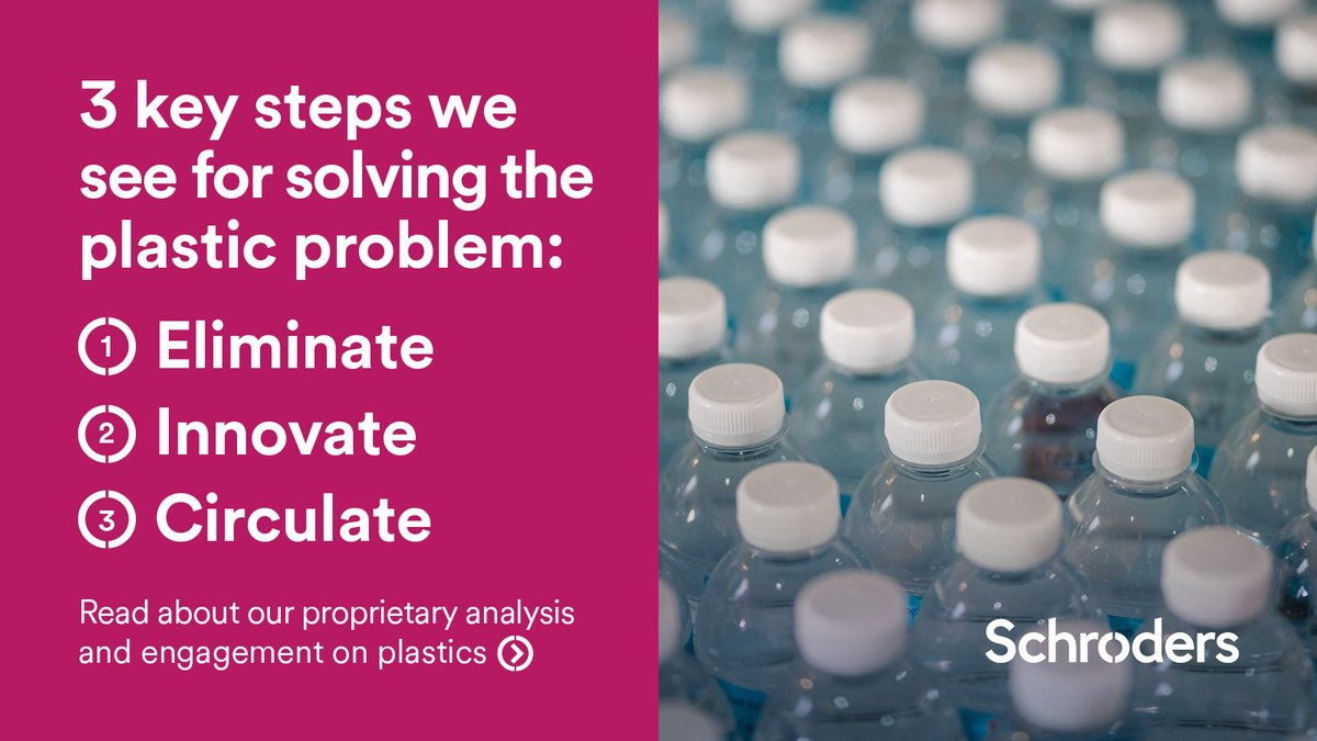 Read about our proprietary analysis and engagement on plastics in our annual sustainable investment report here: https://t.co/jAoyJ0sUJm #sustainability https://t.co/ukAl9Fr52s