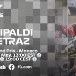 Going all out for #F1Esport glory this weekend! #VirtualGP MONACO!  🏎🇧🇷 @PiFitti 💪 🏎🇨🇭@LouisDeletraz 👊  📺💻 @f1 YouTube / Facebook   #HaasF1 #F1