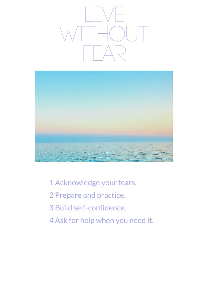 Fear can sometimes become debilitating and unproductive. It can even prevent you from reaching your goals. Here are a few tips on how to liberate yourself from fears that are doing more harm than good. #Fear #Liberation #Thrivepic.twitter.com/uBjAfzKAUX