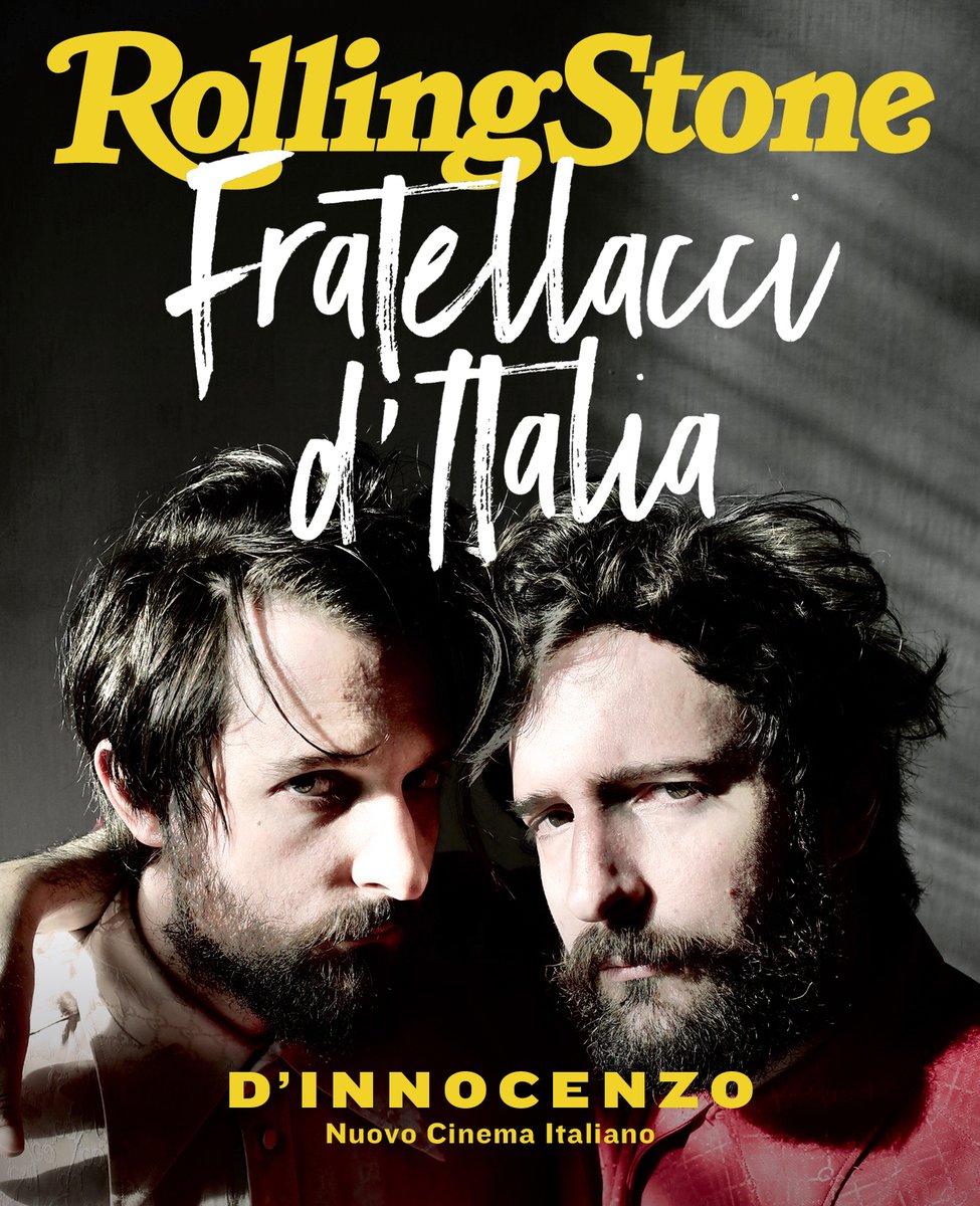31 anni. Un film appena uscito, #Favolacce, già cult. Una serie in arrivo. Damiano e Fabio D'Innocenzo sono il futuro del cinema d'autore italiano. Provate a darci torto: https://t.co/hKQr5OxgWX https://t.co/lCnzDS4Uss