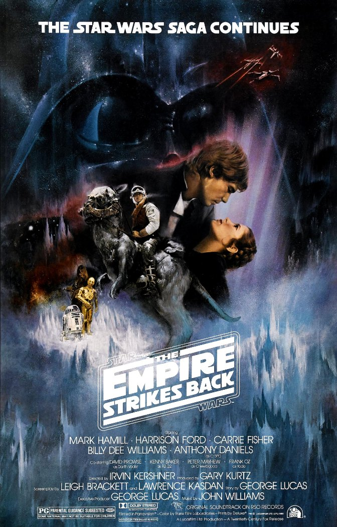 40yrs ago today, on May 21, 1980,  Star Wars: The Empire Strikes Back  made its theatrical debut.💖😎👍 #StarWars #TheEmpireStrikesBack https://t.co/ggM7oBRL8U