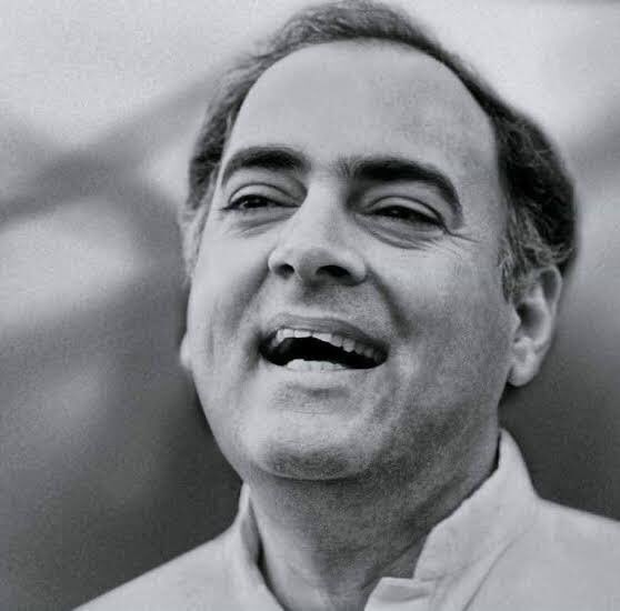 Different shades of one great man - Man who made India self- reliant in IT, Local Governance, Who believed in simplicity and yet aimed high for the nation. #RajivGandhi #ThankYouRajivGandhi #RememberingRajivGandhi
