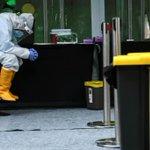 Image for the Tweet beginning: Indonesia reports 973 new coronavirus