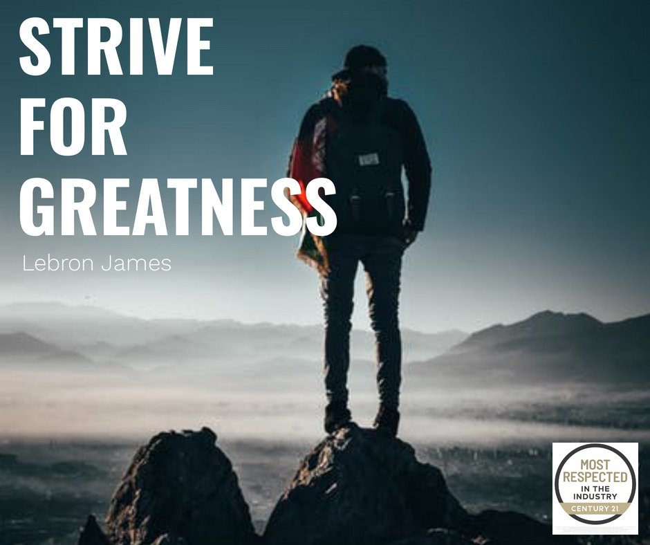 With the most respected name in the industry...greatness is easier to come by! Contact us today about you can have the success you've always dreamed of! #charlestonrealestate #striveforgreatness #mostrespected https://t.co/vVXv9fNncC