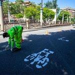 Image for the Tweet beginning: La red ciclista y de