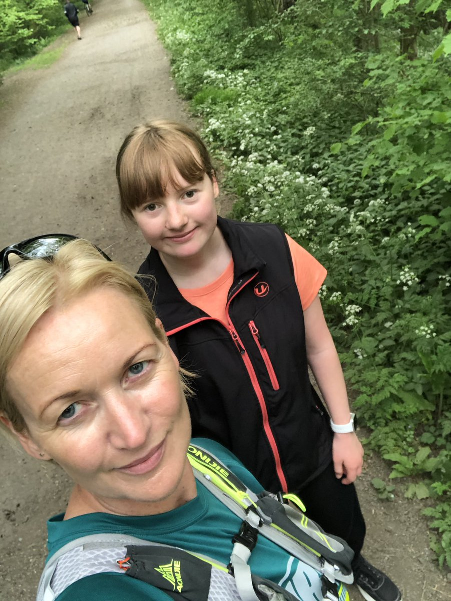 #beautiful #10km along #Derwent Walk today with #swimgirl Ellen.   She's a  out of water but doing her best to keep her #fitness level up.  #thisgirlcan pic.twitter.com/tZgMn3bVnx – at The Derwent Walk Country Park