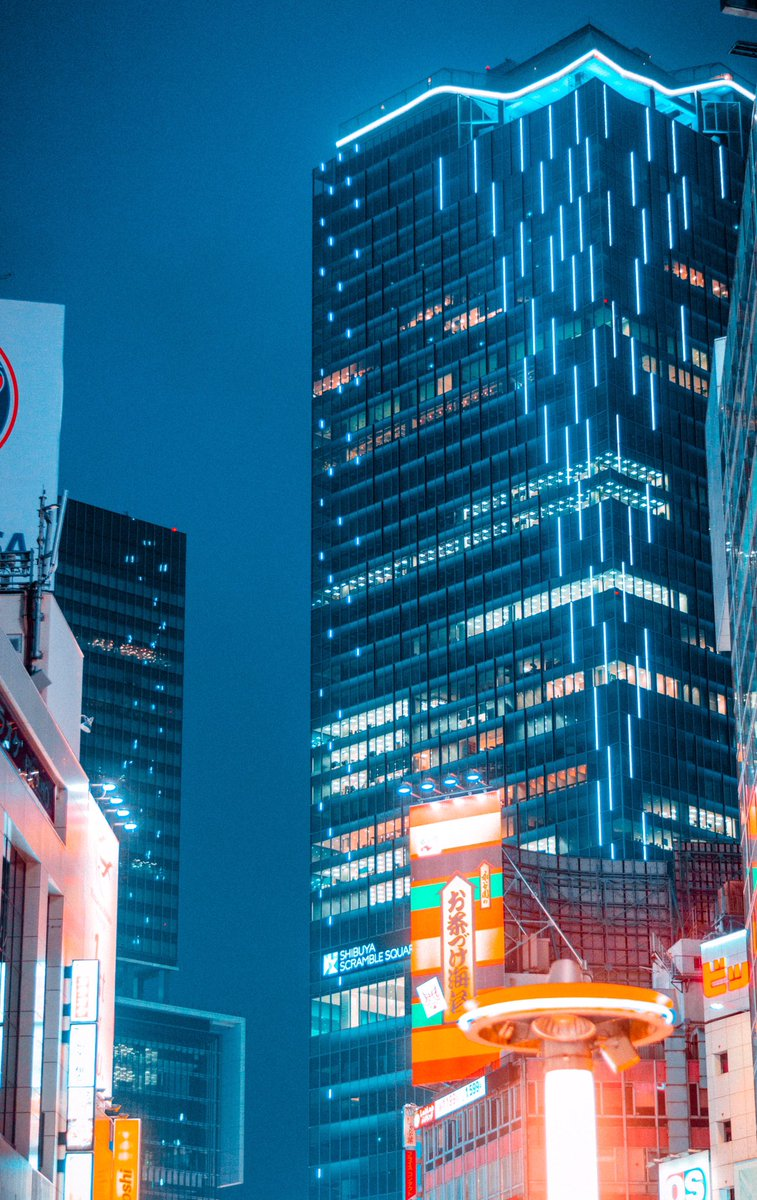 Shibuya Scramble Square. #渋谷 #東京 #photography #cyberpunkpic.twitter.com/ag8LbR2N4R