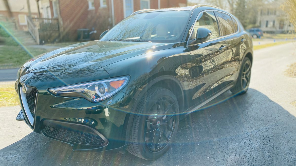 Born to shine. (📸: Michael J.) #MyAlfa https://t.co/GAvpfZpnsj