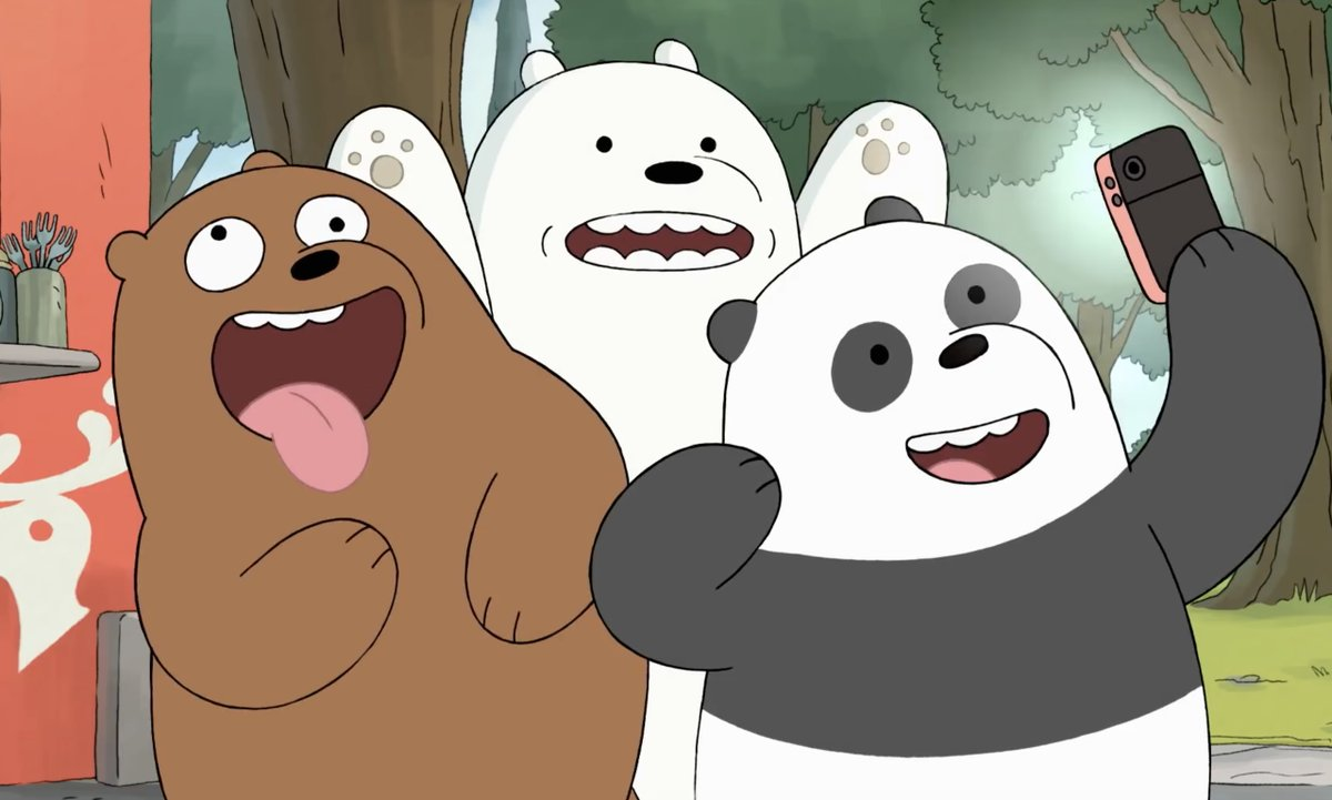 The bears of We Bare Bears are stacked and ready for all new movie polygon.com/2020/5/21/2126…