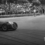 Our first Grand Prix, Monaco 1950 😍   Here are some of the initial photos 📸 of our #F1 debut 🏁  #essereFerrari 🔴 #100x1000GP #RoadTo1000