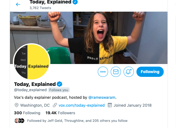 I think we can all agree that this is the best @today_explained banner EVER!!!