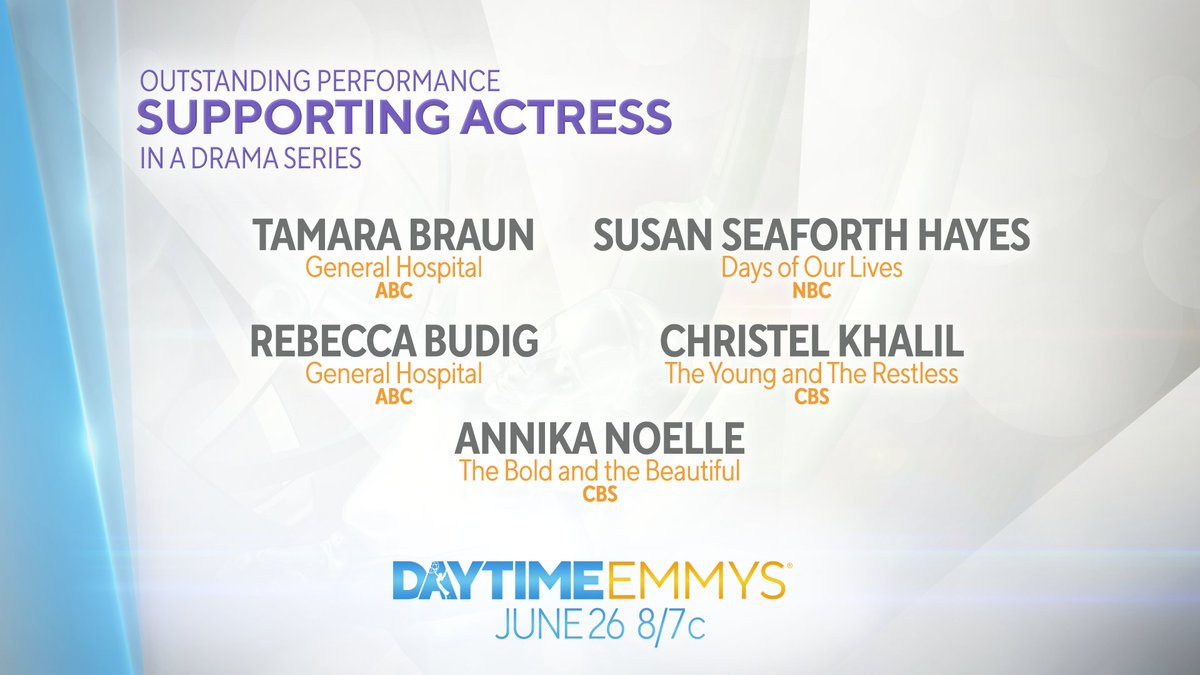 Congratulations to @CartelHQ client @TamaraBraun for yet another @DaytimeEmmys nomination!!!! #emmy #nomination #tv #imdb  #management @iSteveHawthorne