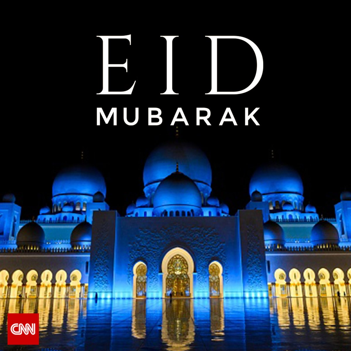 #EidMubarak to all those celebrating #EidAlFitr around the world. https://t.co/Mi3UjtTlnw