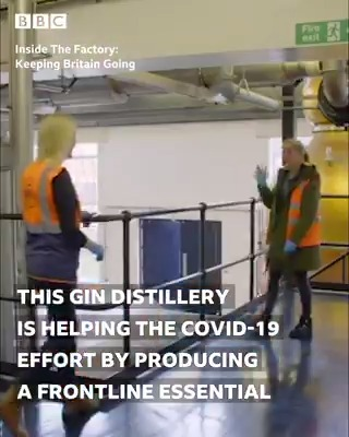 This gin distillery is doing something pretty amazing. 👏 #InsideTheFactory