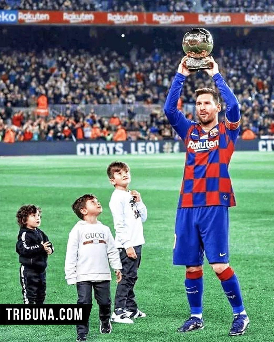 When your dad is the greatest footballer ever. #Messi  <br>http://pic.twitter.com/NH2RpdTRWi