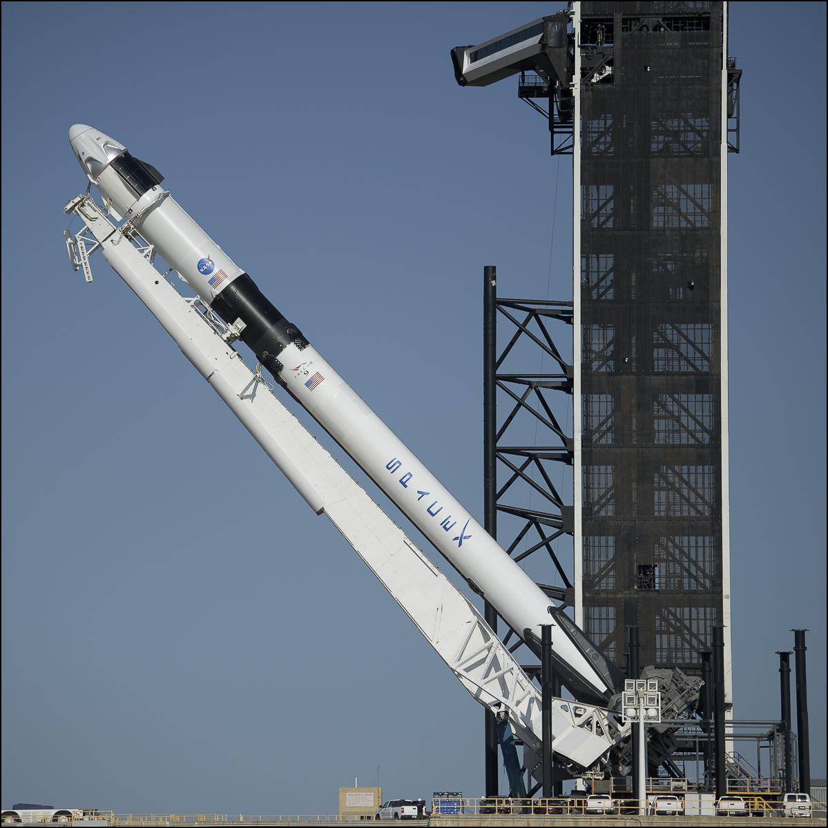 Falcon 9 (Dragon 2 Demo-2) - KSC - 30.5.2020 (1/2) - Page 12 EYjJweMWoAIA9pk?format=jpg&name=medium