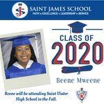 Image for the Tweet beginning: Congratulations Class of 2020 member,