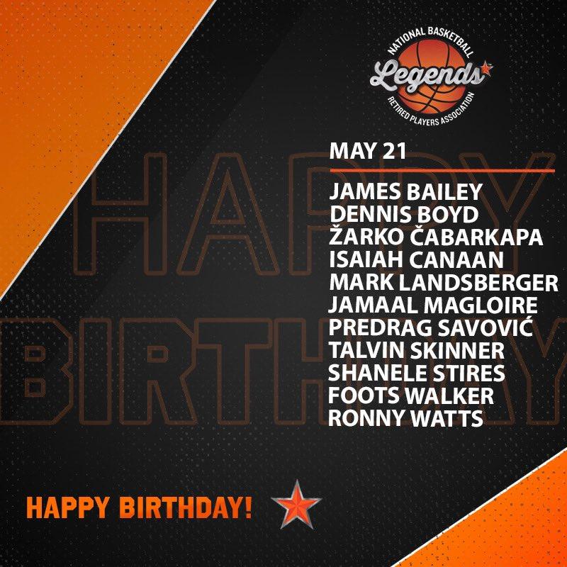 Wishing a HAPPY BIRTHDAY to these Legends 🎉   #LegendsofBasketball #NBABDAY #WNBABDAY https://t.co/uaz6onMGMm