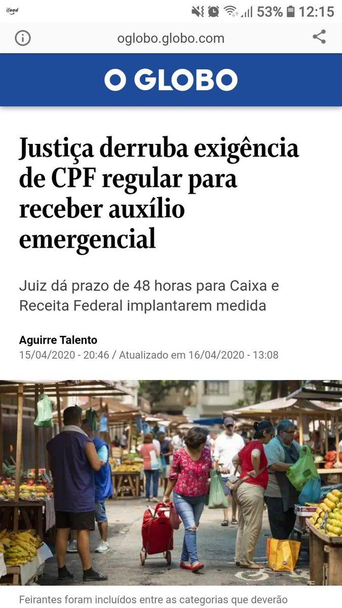 @realwbonner Pouco se falou sobre isso no @jornalnacional . Estavam preocupados em atacar o Bolsonaro.