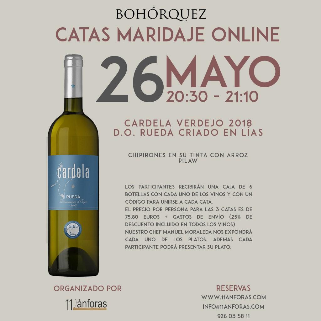 #AlertaVino  3 días, 3 vinos  haz tu reserva ya!! #CataVirtual pic.twitter.com/CoV7XuOlm8
