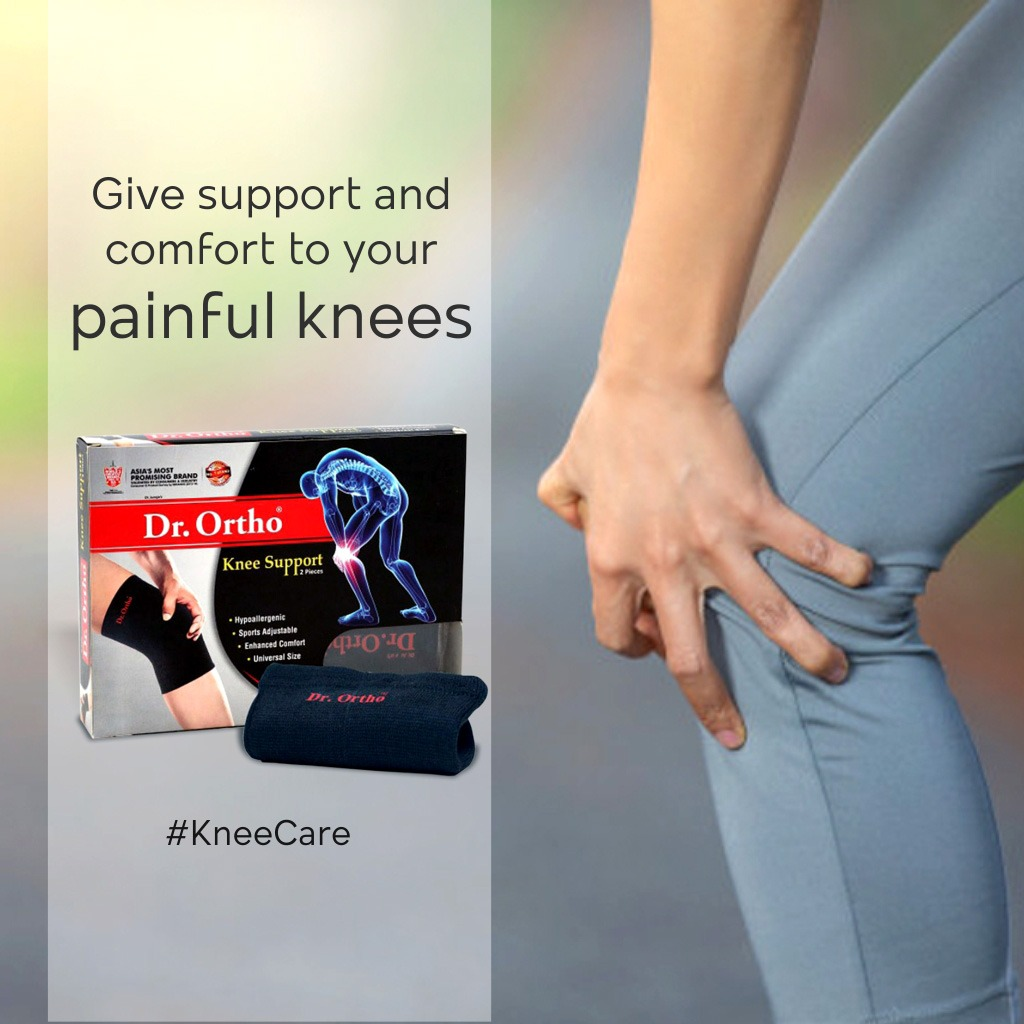 👉 Dr. Ortho Knee Support provides ultimate support and comfort to the painful knees with its ultra-soft cotton lycra fabric.  ✅ Shop Now: https://t.co/UgYjLvag3i . . #drortho #kneecare #kneesupport #kneewraps #kneepainrelief #jointpainfree #jointpaingone #ayurveda #ayurvedalife https://t.co/8u9WPFxtth