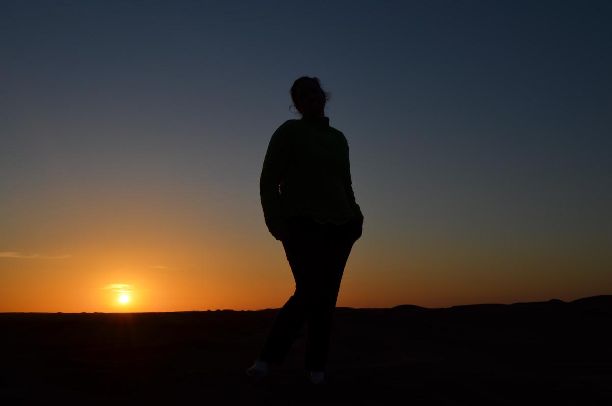 Desert Sunrise Shadow #PicOfTheDay #Foto pic.twitter.com/N2eXIxgFis