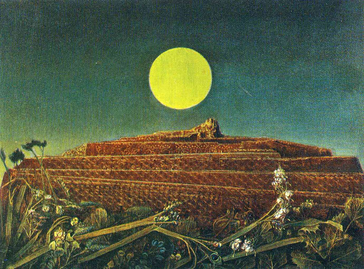 The Entire City, 1936 #maxernst #surrealism pic.twitter.com/vboZJ29qXn