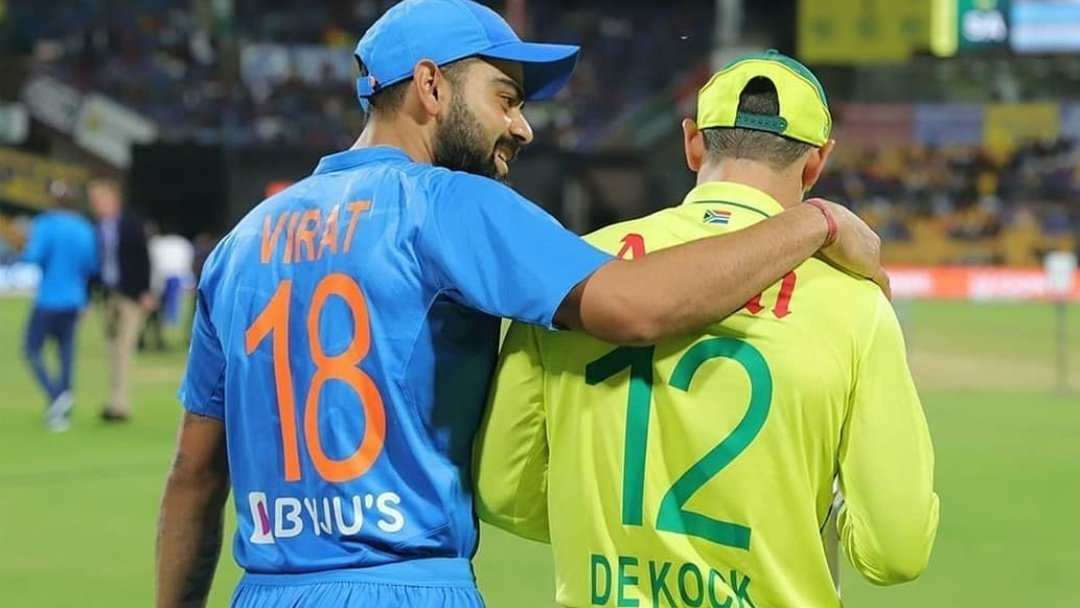 India might start cricket proceedings by touring to South Africa this August to play 3 matches in a closed door T20 series.  #Cricket #INDvSA <br>http://pic.twitter.com/xTNJnCa1b4