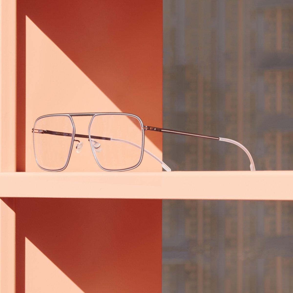 STUDIO 6.8 | MYKITA STUDIO Radical simplicity – optical model STUDIO 6.8 is classic navigator silhouette with a distinctive keyhole bridge. https://t.co/4H0rncicEN #MYKITA #mykitastudio https://t.co/u8d1ar8NY5
