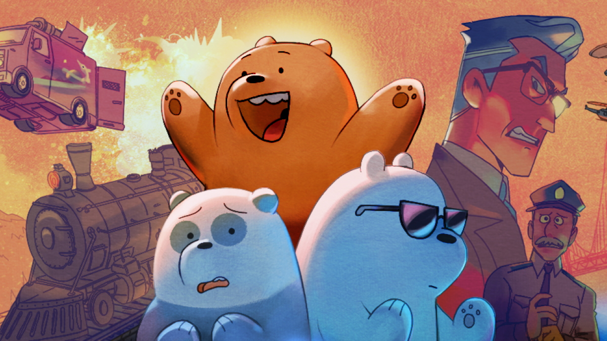 WE BARE BEARS Release Date Announced With First Trailer and Poster comicbook.com/tv-shows/news/…
