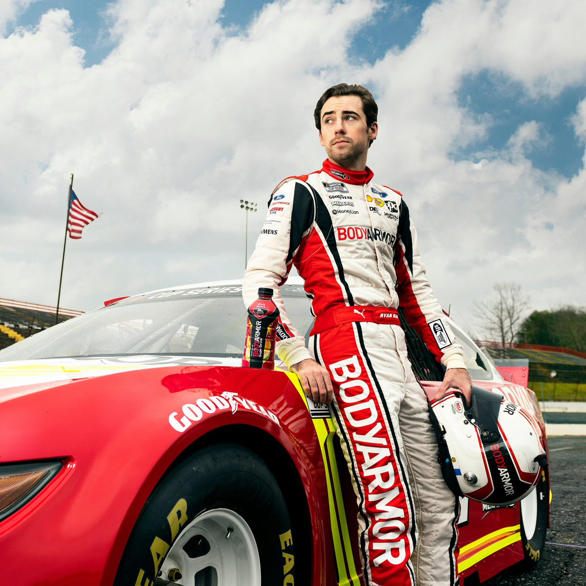 Ryan Blaney On Twitter Only You Can Make You Better Working Harder To Get Better With Every Single Race Post A Pic Or Video Of Yourself With Drinkbodyarmor And Share How You Ve Ryan blaney, kyle busch involved in stage 1 wreck. ryan blaney on twitter only you can