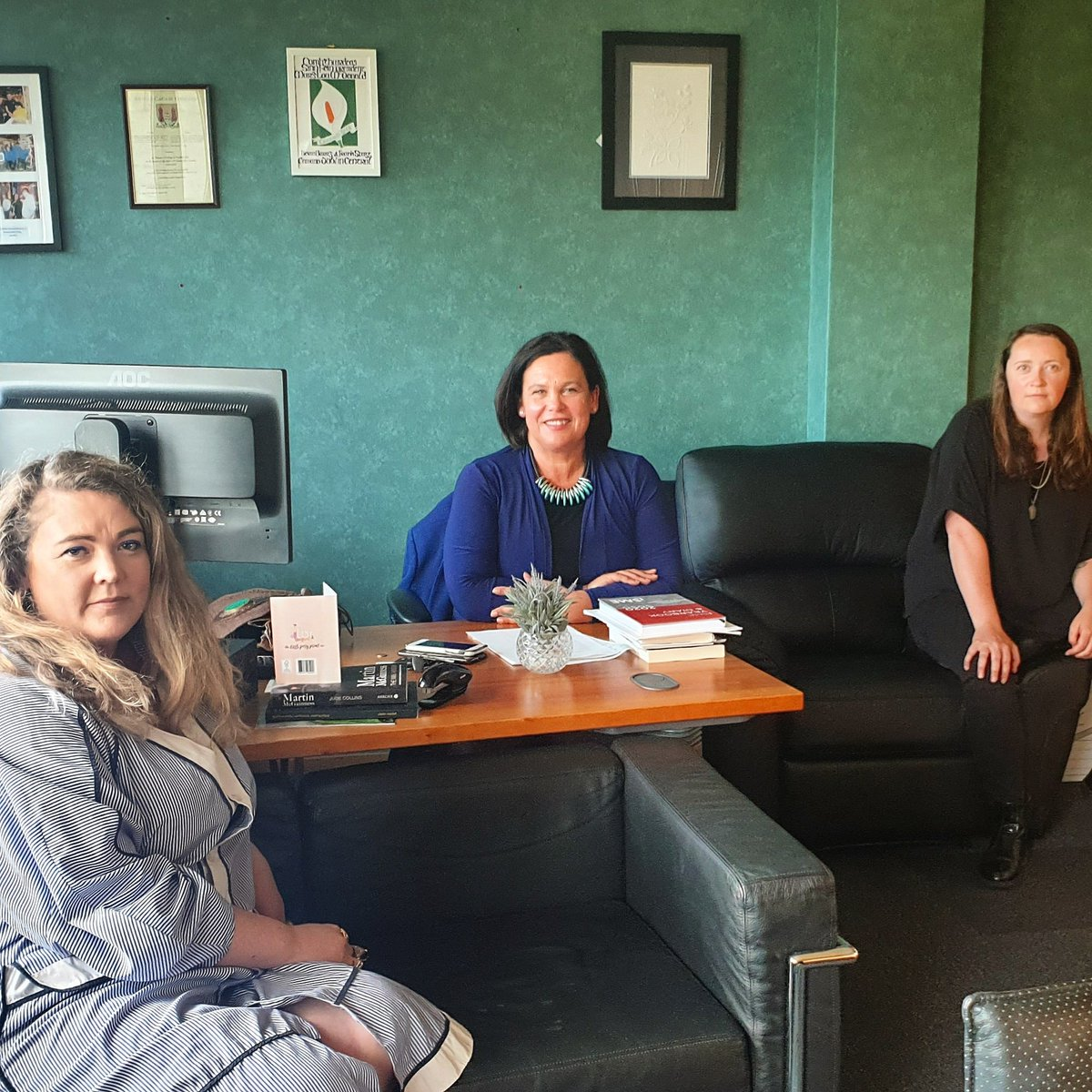 """Tequila, Thin Lizzy, and Tories""   We went to LH2000 today to record 'EP 51:  32 questions for @MaryLouMcDonald'.    You can support us on Patreon or else available wherever you get your podcasts. https://t.co/uXZNA5EAI4"