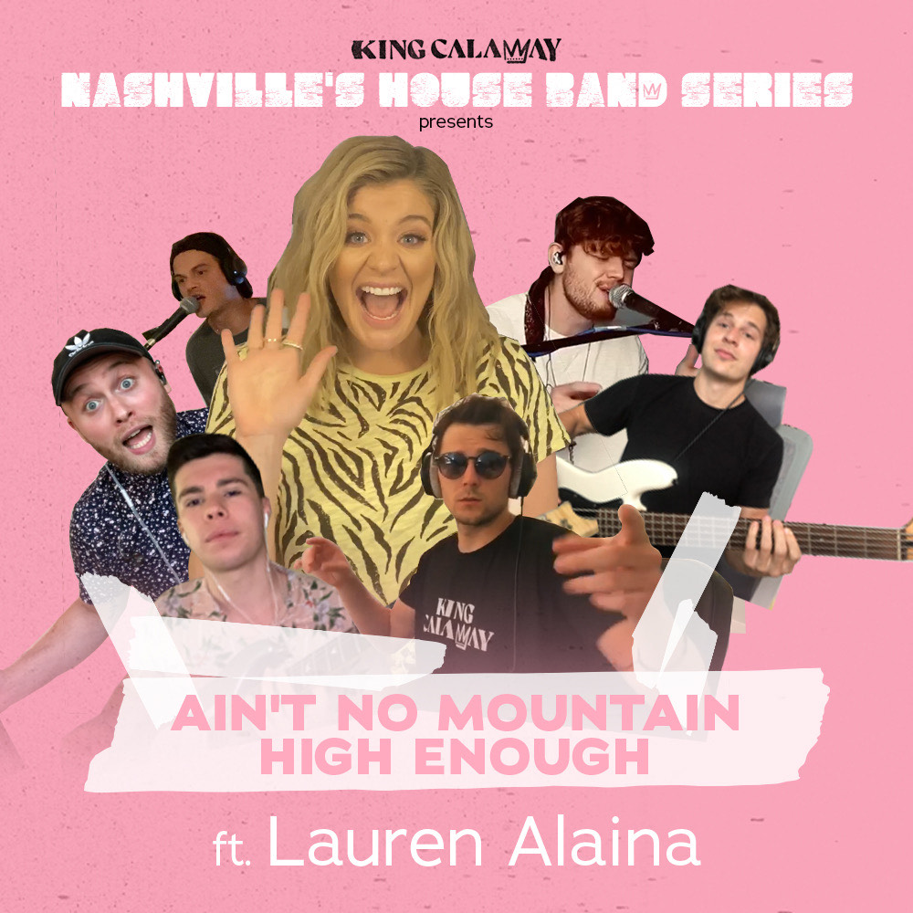 Everyone should take a PEAK at this cover of Ain't No Mountain High Enough with @KingCalaway. I really felt like a queen among kings and had calaWAY too much fun. The performance ended up a mountain to a lot of sass and altitude. 🏔 Link below! youtu.be/CDojZzY6eCQ
