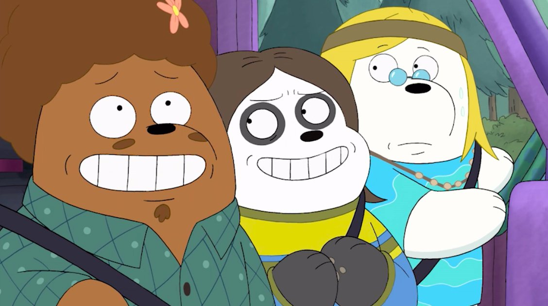We Bare Bears The Movie's first trailer puts the bros on the road bit.ly/36i32Hy