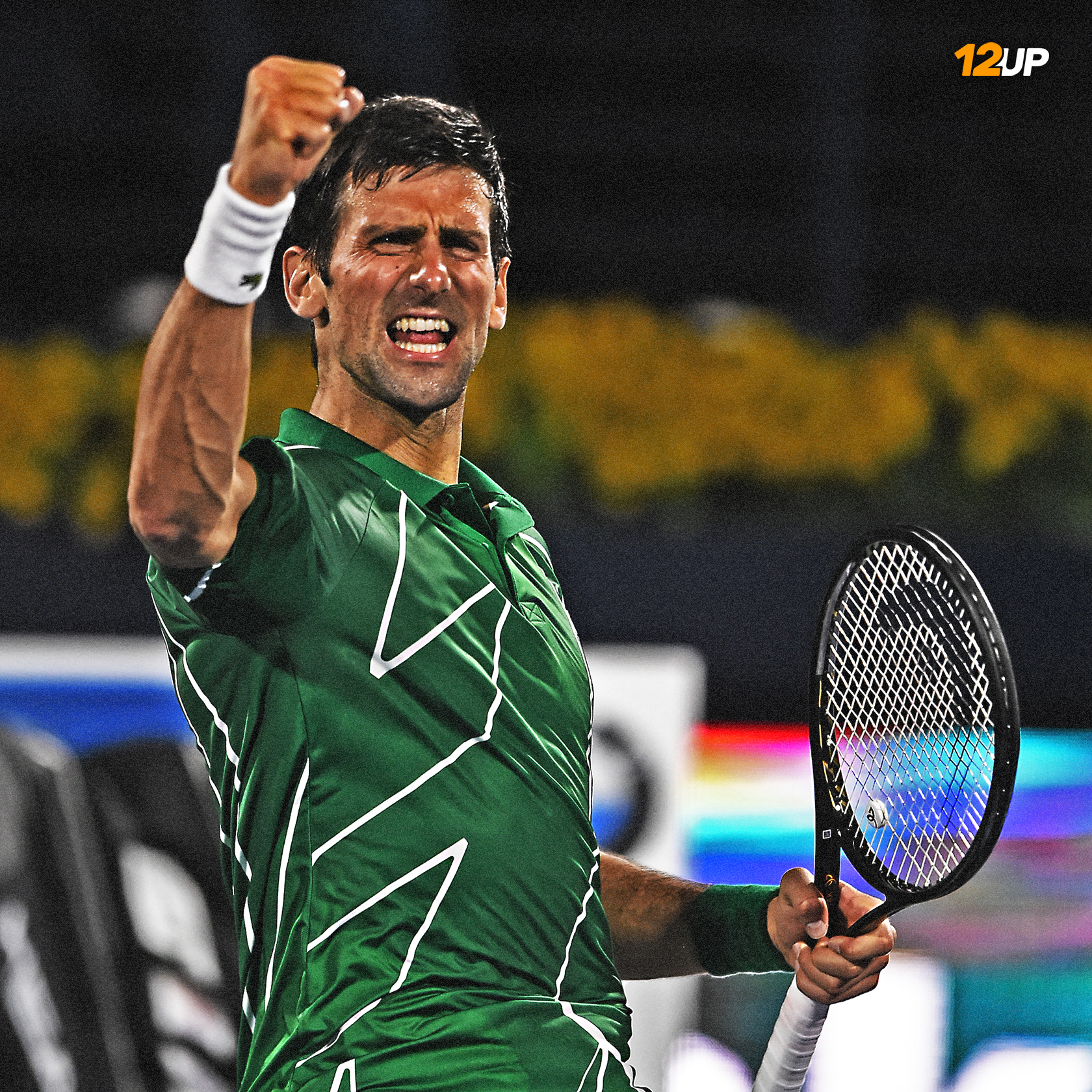 Happy birthday to one of the most underrated athletes of our time, Novak Djokovic!