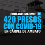 Image for the Tweet beginning: #ATENCIÓN | 420 prisioneros, el