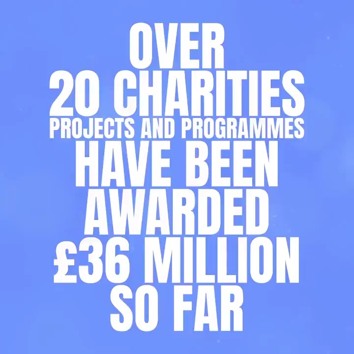 Wow, we cant believe its been a whole month since #TheBigNightIn! 🤩 Alongside Government match funding, we raised a whopping £70 MILLION to help those who need it during these extraordinary times. One month on, heres how your money has helped... bit.ly/TheBigNightIn_…