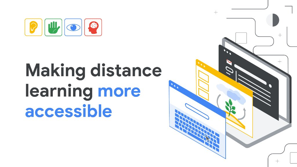 In honor of Global Accessibility Awareness Day, we're highlighting some of the ways educators can make virtual classrooms more accessible and inclusive. Learn more: https://t.co/JWxBboiHkZ. #GAAD #a11y https://t.co/zLGMC3SBmd