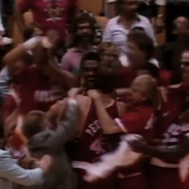 """""""1 second on the clock... Sampson, it's over!""""  34 years ago today, Ralph Sampson's incredible game-winning shot propels the @HoustonRockets in Game 5 of the West Finals! #NBAVault https://t.co/z0mSw3dwEL"""