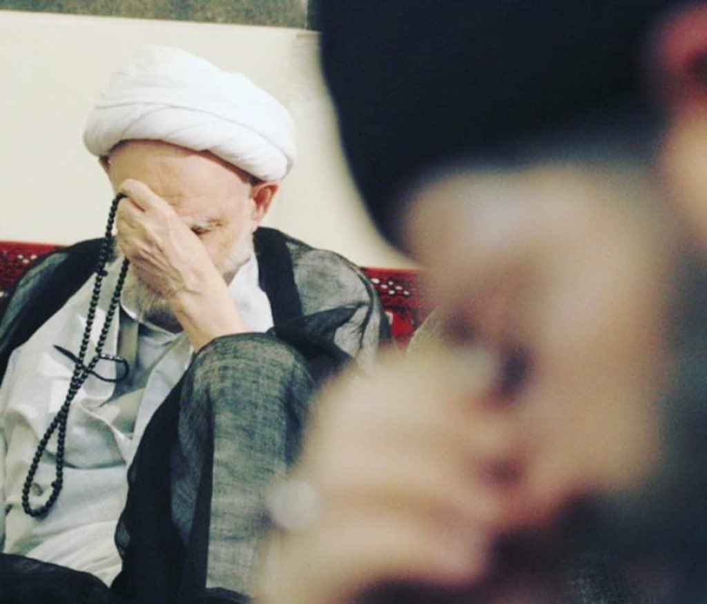 """If we #trust our Master (Imam #Mahdi AJ) only as much as child trust his parents, our affairs will be solved'."" Ayatollah #Bahjat (ra)pic.twitter.com/vTaxzodJjf"